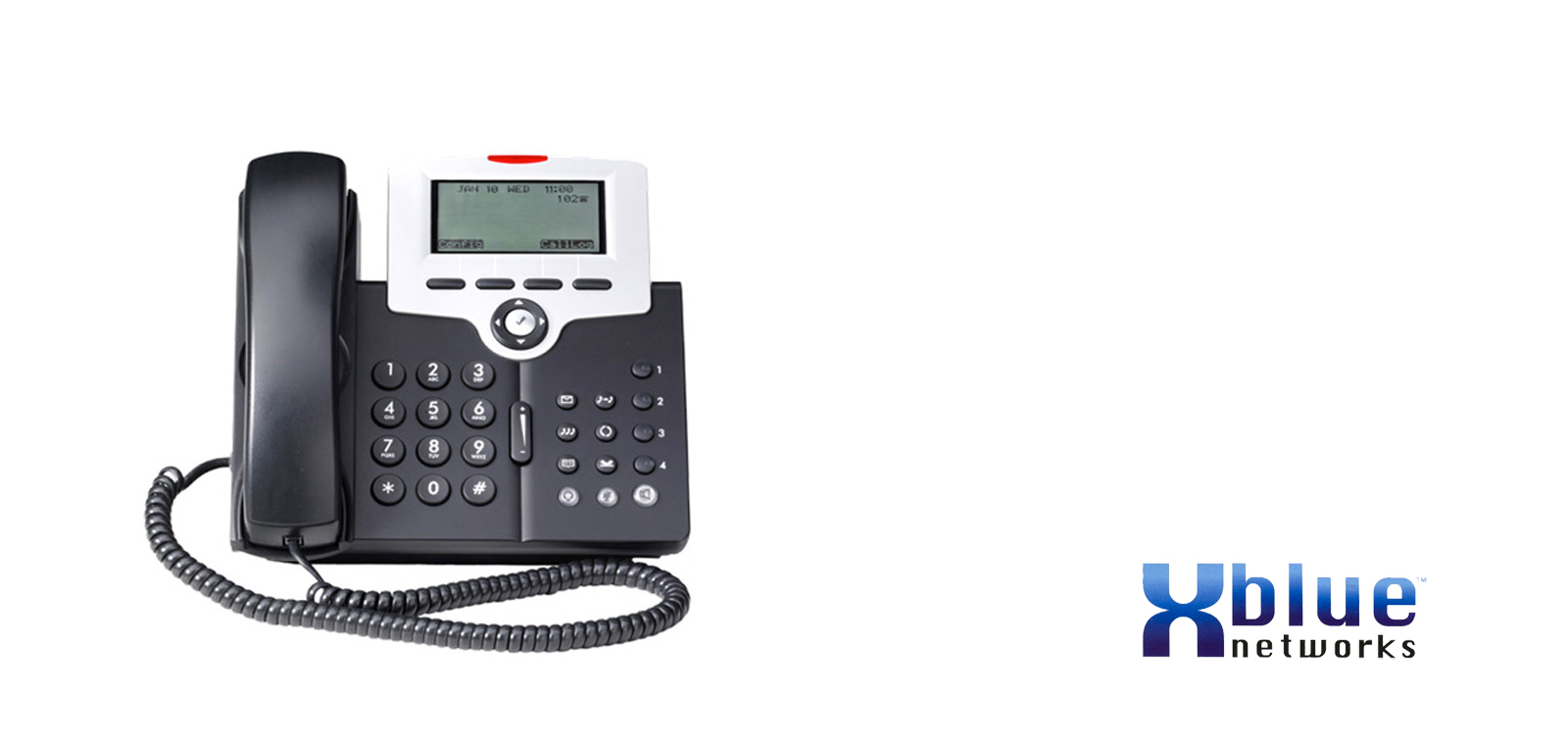 Showreel: XBlue Networks VoIP Phone System Setup Video