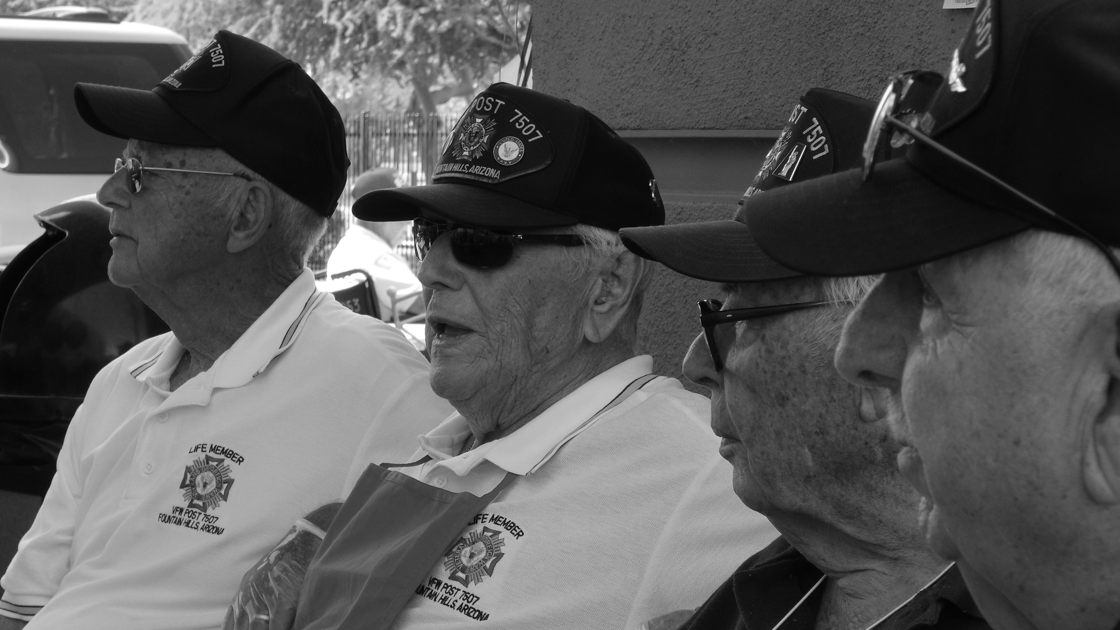 Veterans of Foreign Wars Charity Shoot