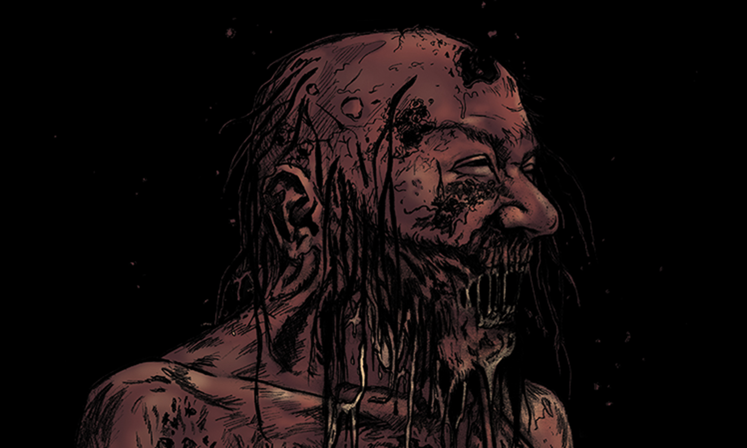 NEW: Limited Edition Zombie Art Prints